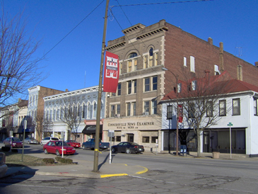 stores connersville indiana